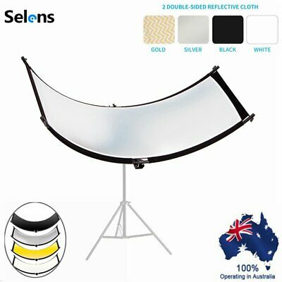 AU Studio Lighting U Curved Reflector f Portrait Headshot Photography 60x180cm
