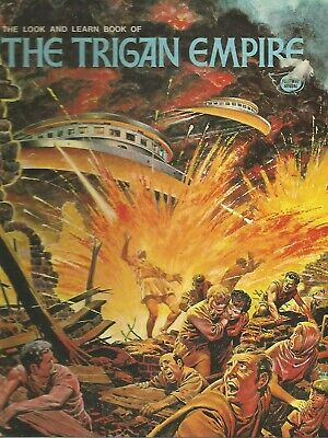 Look and Learn Book of the Trigan Empire 1973