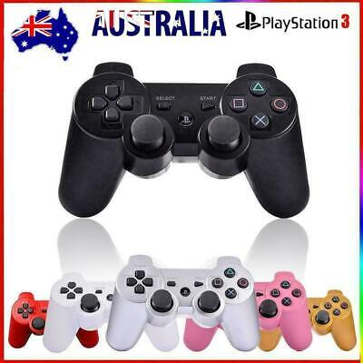 Wireless Bluetooth Game Controller Gamepad For PS4 DualShock 3 Playstation 3