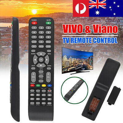VIVO & Viano TV Remote  Control For LCD LED Combo(WITH DVD) TVS & VIVO TVS New