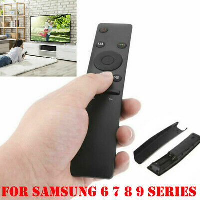 Smart Remote Control 4K TV HD For SAMSUNG 6 7 8 9Series BN59-01259B/01260A Black