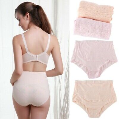 Pregnant Women Knicker Maternity Underwear Tummy Over Bump Support Panties UK