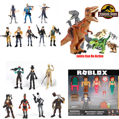 Xmas Battle Game Royale Save The World Action Figures Kid Boy Girl Child Toy