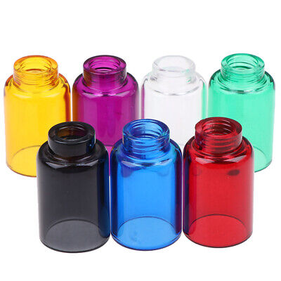 5ml Replacement Glass Tank Tube Bell Cap For Aspire Nautilus 7 Colors Glass ZB