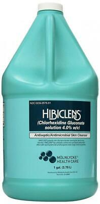 Hibiclens Antiseptic/Antimicrobial CHG Skin Cleanser, #57591, 1 Gallon Jug