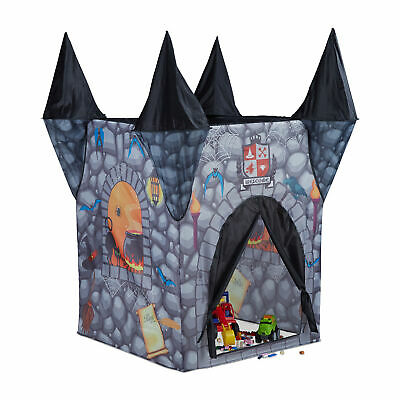 Haunted House Children's Play Tent, Indoors Spooky Playhouse, Folding