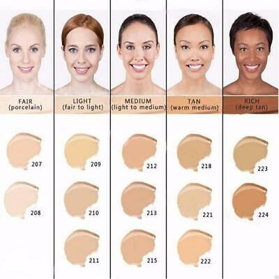 Dermacol High Cover Makeup Foundation Waterproof SPF-30 Hypoallergenic color 208