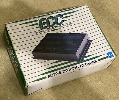 Active Dividing Network - Crossover ECC Exclusive Car Components Modello EC0205