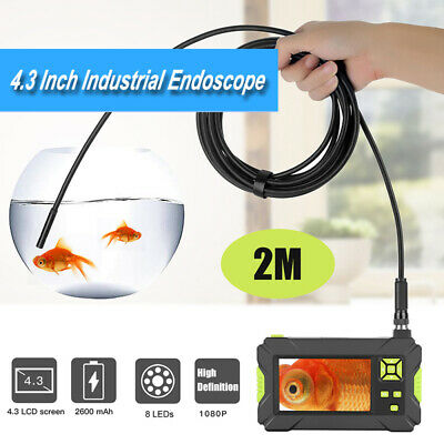 4.3 inch Industrial Endoscope Suit for Automobile Inspection Pipeline Inspection