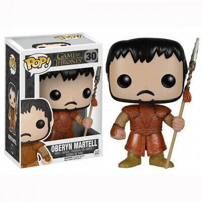 Game of Thrones, VAULTED, Oberyn Martell, Funko Pop, MINT CONDITION