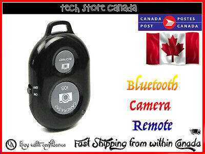 Universal Selfie Wireless Bluetooth Camera Remote Control Shutter for Cell Phone