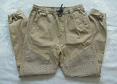 BNWOT INDIE & CO by INDUSTRIE sz 12 boys brown Cargo/chino Pants