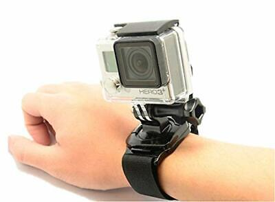 360° Rotation Wrist Strap Hand Band Holder Mount for GoPro Hero Action Camera