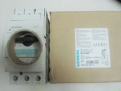1PC NEW IN BOX Siemens 3RV1031-4FA10