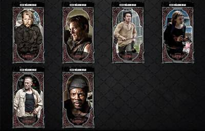 ARCANUM ROSE 6 CARD SET Series2 Season3 Wave 3 Topps Walking Dead Digital Trader