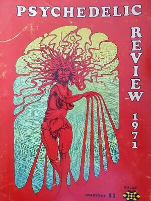 Psychedelic Review #11 -  1970