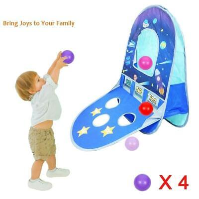 Ball Tent Polyester Foldable Children Dry Pool Indoor Outdoor Game Playhouse Toy