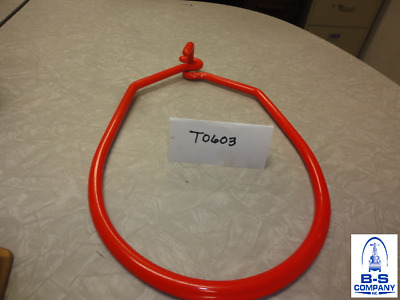 "CAB Products Plastisol Coated Hanger 8"" (LOT of 10)"
