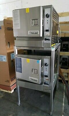 Self Contented-Cleveland Convection Steamer, Propane gas! 22CGT3.1