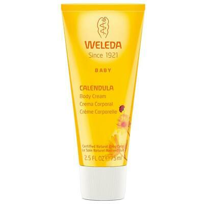Weleda Calendula Body Cream 2.5 Fl Oz 227252 OC