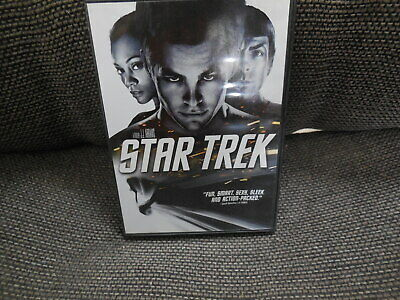Star Trek (Dvd,2009,Widescreen)