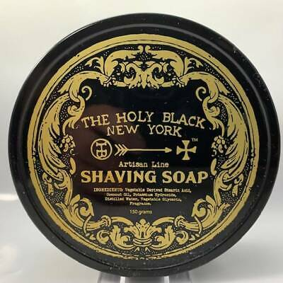 Gunpowder Spice Artisan Line Shaving Soap - by The Holy Black (Pre-Owned)