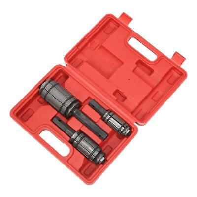 """3pc Tail Pipe Tailpipe Expander 1-1/18"""" to 3-1/2"""" Exhaust Muffler Spreader Tool"""