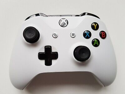 Official Xbox One Wireless Controller White for Microsoft (3.5mm Headphone Jack)
