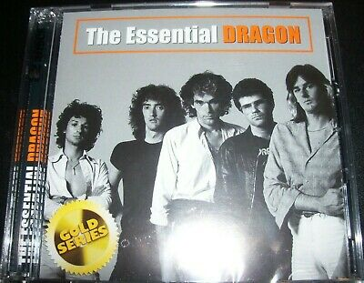 DRAGON (Marc Hunter) Essential (Gold Series)(Australia) Very Best Of 2 CD NEW