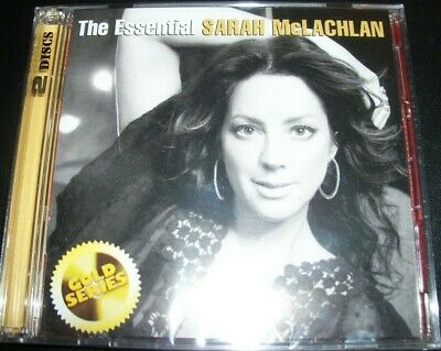 SARAH MCLACHLAN The Essential (Gold Series) (Australia) Very Best Of 2 CD – New