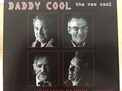 DADDY COOL - The New Cool Deluxe 2 x CD 2007 Liberation Excellent Cond! 2CD