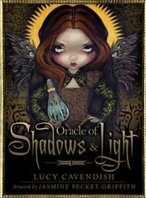 Oracle Of Shadows And Light Oracle Cards Witch Wicca Occult Divination