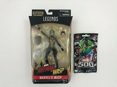Marvel Wasp with Gift Pack Legends Avengers Infinity War Figure Hasbro