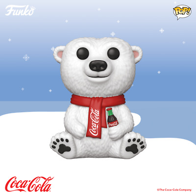 Funko POP! Ad Icons: Coca Cola Polar Bear #58