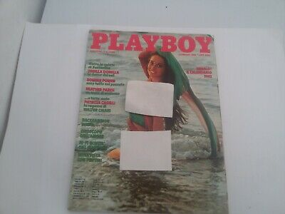 PLAYBOY Italia n°1 Gennaio 1982  - Oriella Dorella, Heather Parisi