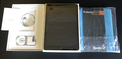🔹BRAND NEW🔹 Apple Ipad (5th Gen) 32GB Space Grey TABLET 🔹+ CARRY CASE🔹