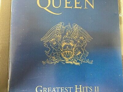 QUEEN - Greatest Hits II CD 1991 EMI Australia Excellent Condition! Disctronics
