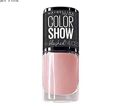 Maybelline New York Color Show The Blushed Nudes Shade 446 Make Me Blush New