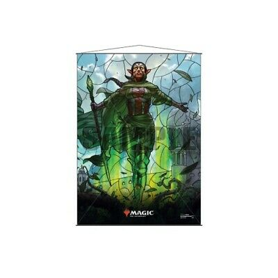 Ultra Pro 18172 UP - Stained Glass Wall Scroll Magic: The Gathering - Nissa