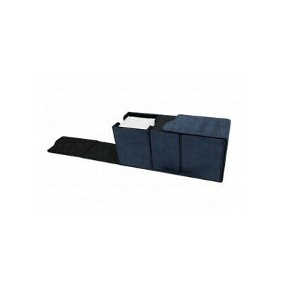 Ultra Pro 85896 UP - Suede Collection Alcove Vault Deck Box - Ruby