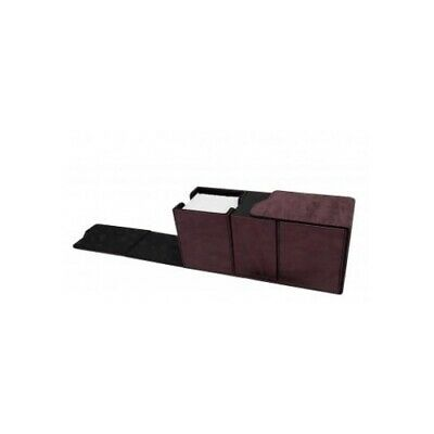 Ultra Pro 85897 UP - Suede Collection Alcove Vault Deck Box - Sapphire