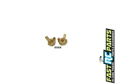 Hot Racing Axial SCX24 Brass Front Steering Knuckle SCX24 SXTF21H