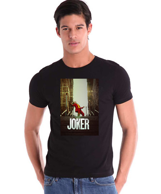 Joaquin Phoenix Joker Movie T-shirt