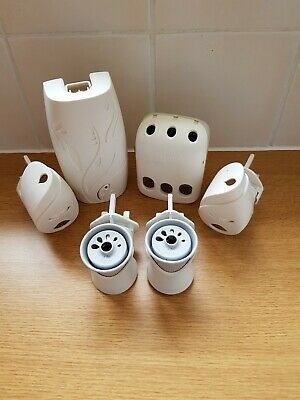 Air freshner plug in units and spray unit bundle