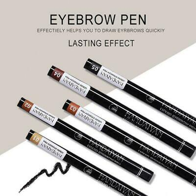 Eyebrow Pencil Concealer Combination Set Shaping Eye Brow Waterproof Makeup V6R5