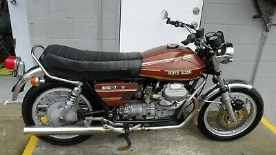 MOTO GUZZI 850T original great running bike PRICE LOWERED
