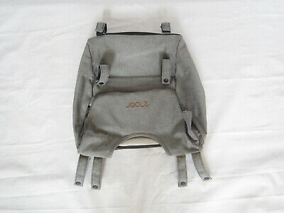 Joolz Day 1 Studio Discovery or Earth Basket,  Limited Edition Grey