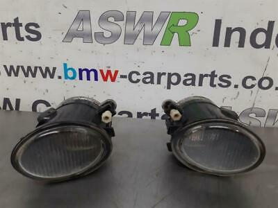 BMW E46 3 SERIES Fog Lights Pair 63172228613/63172228614