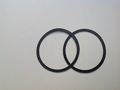 Phonograph Diaphragm Gaskets for Victor Victrola Orthophonic #5 Reproducers