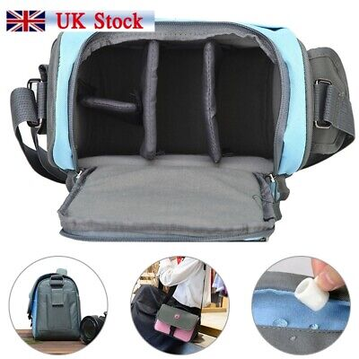 Quakeproof DSLR SLR Photography Carry Bag Lens Case For Canon Nikon Sony